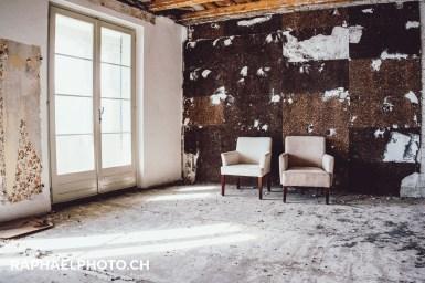 Hotel Hirschen Gunten - Urban Exploring-12