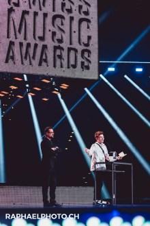 Preisübergaben Swiss Music Awards 2018-10