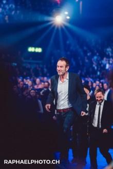 Preisübergaben Swiss Music Awards 2018-9