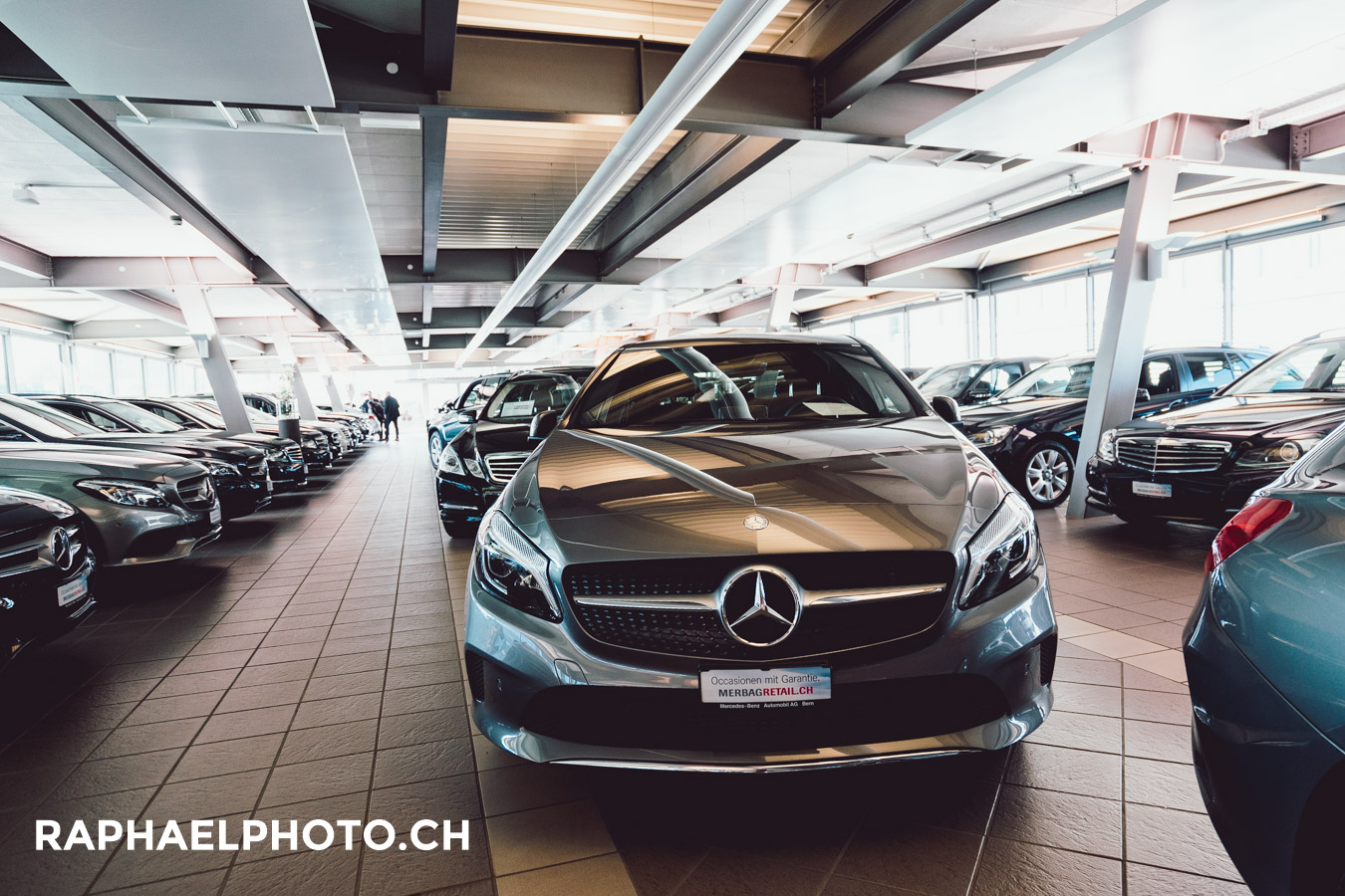 Showroom Mercedes Benz Wankdorf