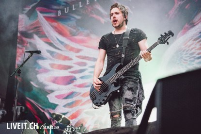 Bullet for my Valentine am Greenfield Festival 2018-10