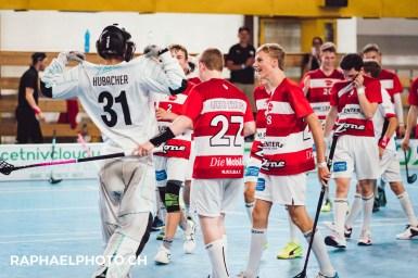 Prague Games B17 - UHC Thun vs Ingarö IF-12