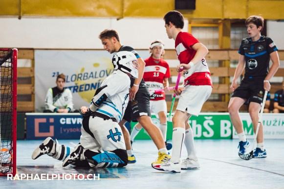 Prague Games B17 - UHC Thun vs Ingarö IF-4