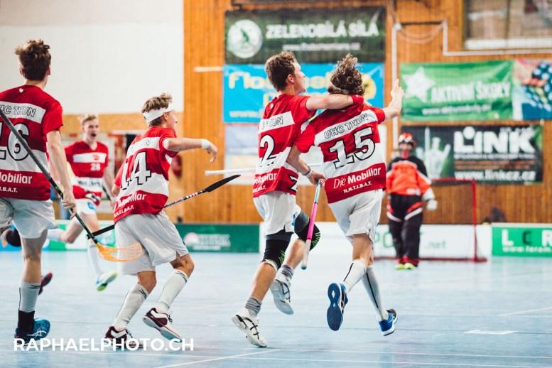Prague Games B17 - UHC Thun vs Ingarö IF-8