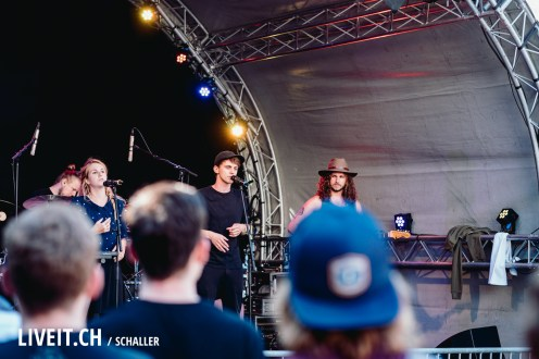 Frost and Fog Thunfest 2018 in Thun. (Raphael Schaller for liveit.ch)