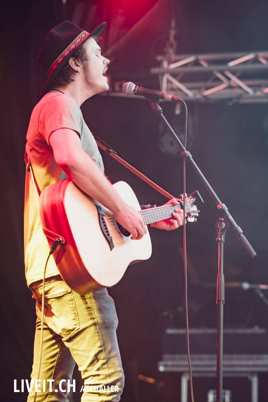 Josua Romano am Thunfest 2018-3