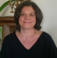 Jean DeVito, partner of Raphael's Furniture Restoration and Mark's wife.