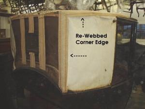Re-Webbed Corner Edge