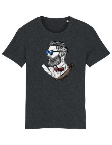T-shirt Hipster Francais Prosper. 100% Coton Bio