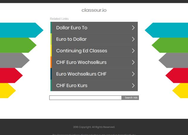 Classeur API