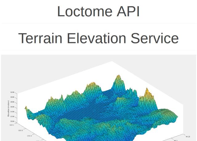 Loctome API