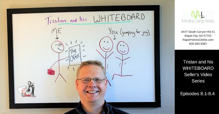 Tristan and his WHITEBOARD seller video series