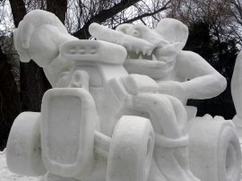 Snow Sculpture 4b
