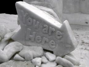 Snow Sculpture 9b