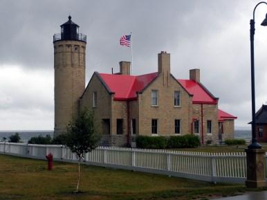 Fort Michilimackinac, Mackinaw City