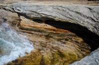 Pictured Rocks - rocks