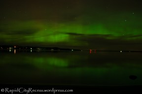 northern lights over Torch Lake-9