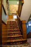 Laurium Manor Inn staircase-2