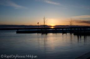 Alden sunset