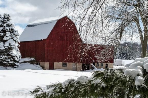 Stone Gate Farm - Red Barn-3