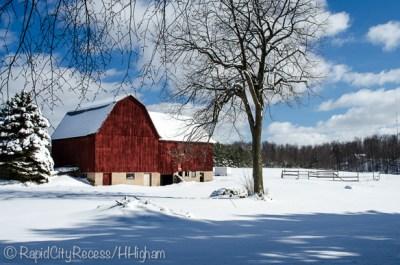 Stone Gate Farm - Red Barn-4