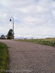 Denver park view
