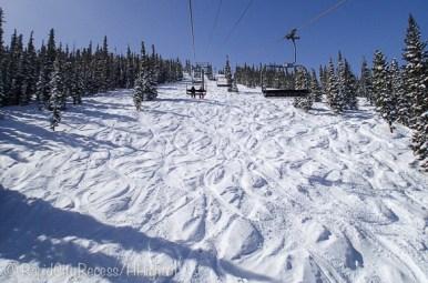 Winter Park lift
