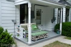 Clifton porch