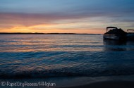 Torch Lake sunset-3