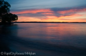 Torch Lake sunset-7