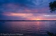 Torch Lake Sunset