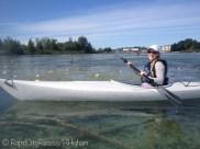 Ty kayaking