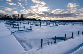 Frozen Clinch Marina