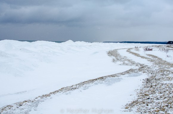 Traverse Bay beach-2