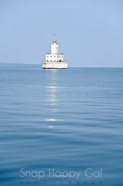 Manitou shoal lighthouse