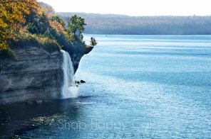 Pictured Rocks - Spray Falls