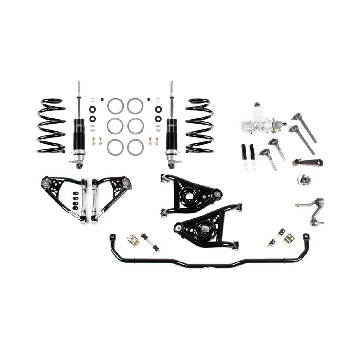 Speed Kit 3 Front Suspension Kit 69 Camaro Firebird