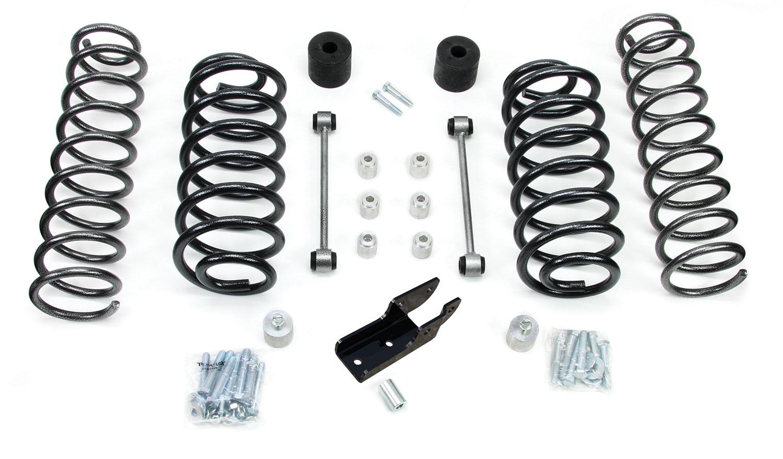 Jeep Tj Tj 3 Inch Lift Kit Right Hand Drive 97 06 Wrangler