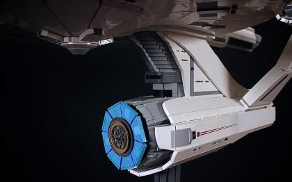 LEGO Enterprise by Chris Melby