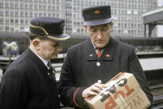 British rail identity