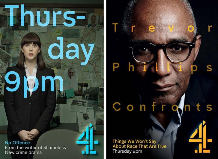 Channel 4 rebrand