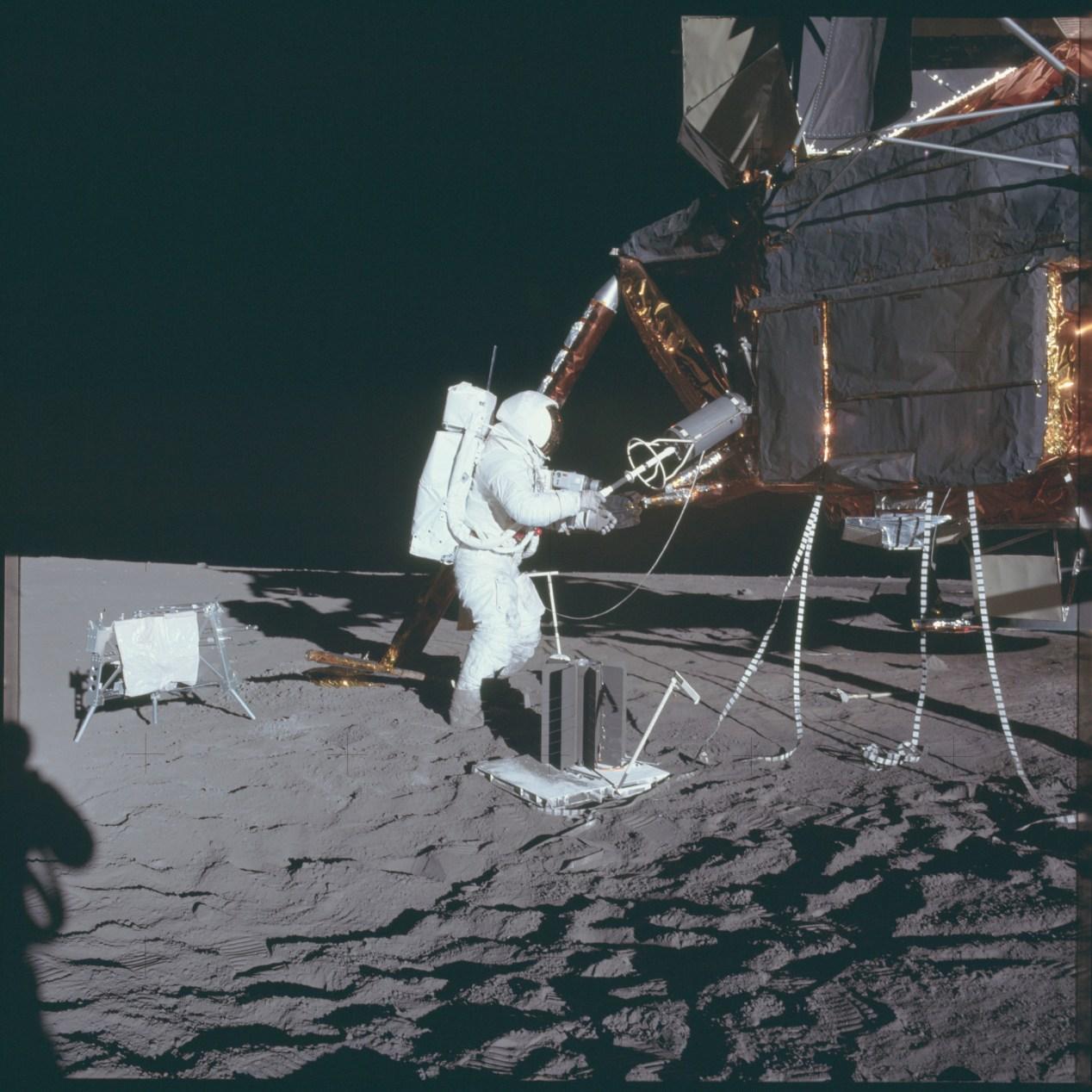 Project Apollo Archive 45