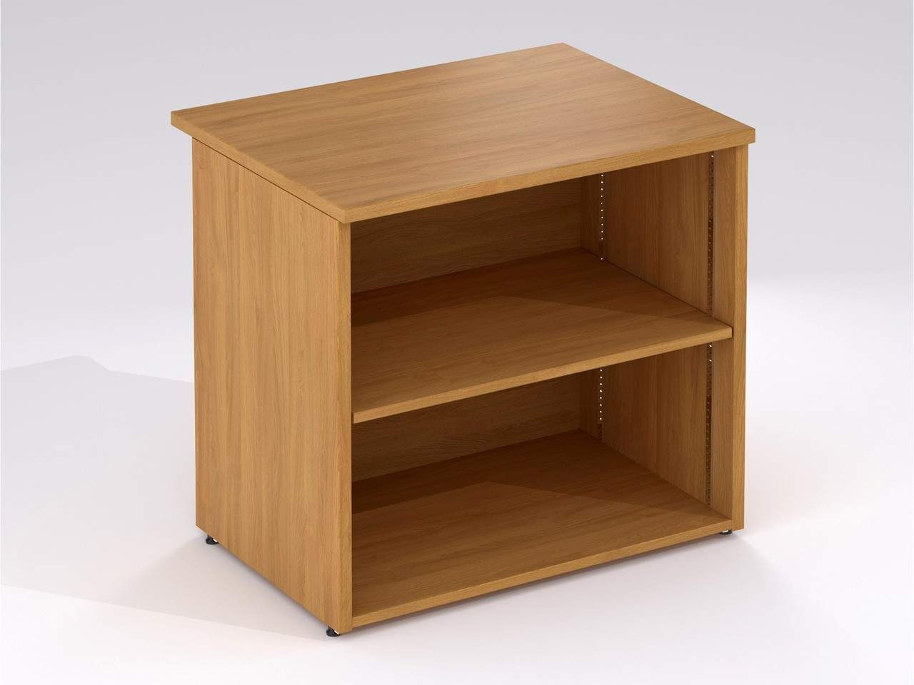 Tcs Desk Height Office Bookcase Rapid Office Furniture