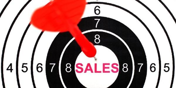 Sales target, Google Adwords, Online advertising