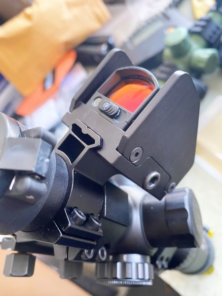 PFI Optics SOPS MINI RED DOT