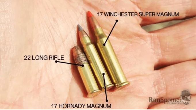 17hmr ammo rapid reticle