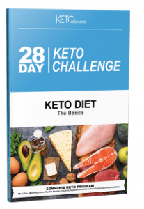 28-Day Keto Challenge Product Image
