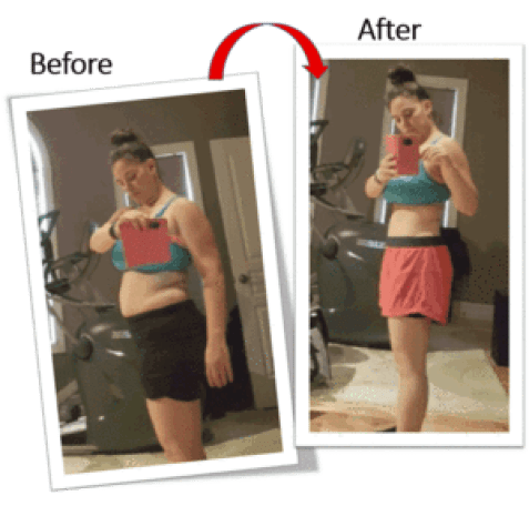 Organic Total Body Reboot Results