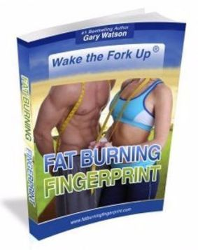 Fat Burning Fingerprint Product Image