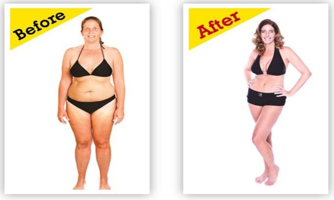 Half Day Diet results